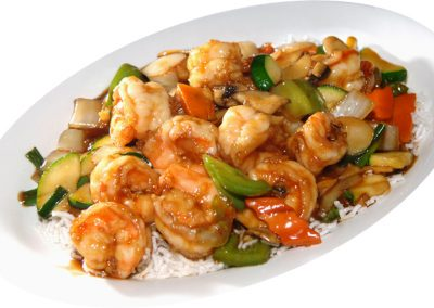 "Stir-fried Hot & Spicy Shrimp <span style=""color: #ff0000;"">*</span>"